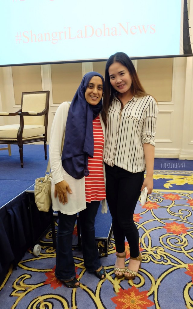 Shabina Kahtri – Co-Founder and Executive Editor of Doha News