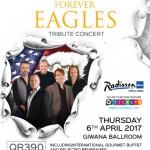 Forever Eagles- Tribute Concert
