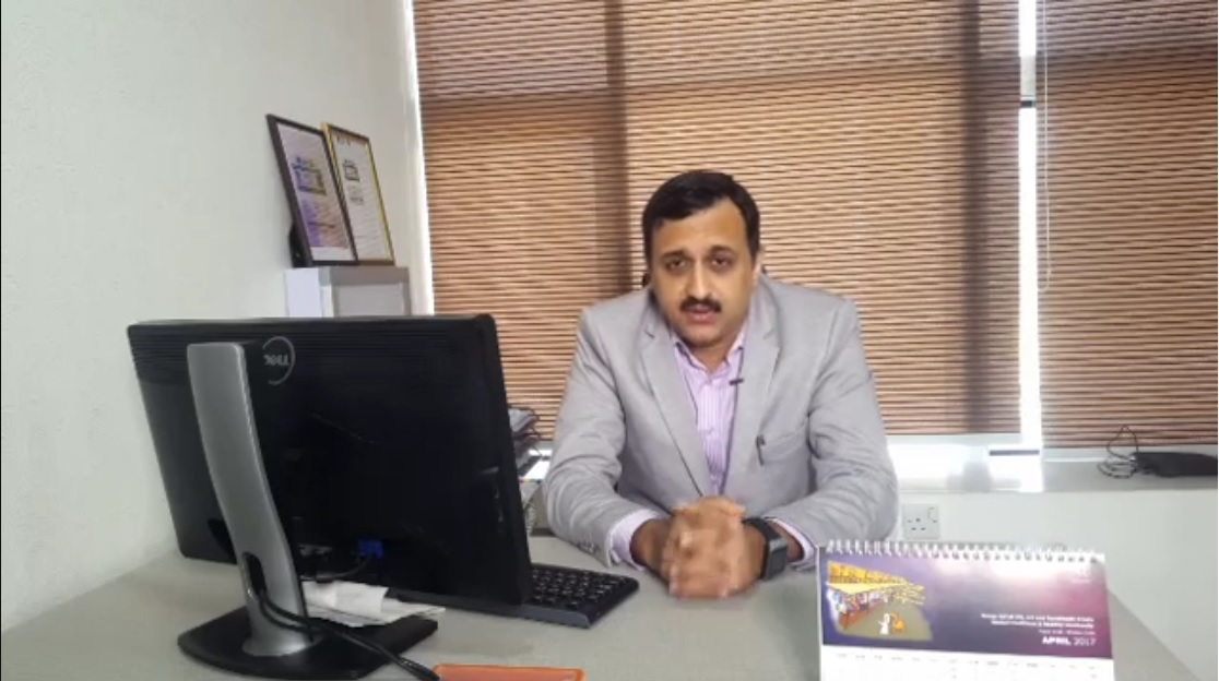 We are live with Dr  Vijay Ramachandran, gastroenterologist