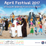 Souq Wakra April Festival