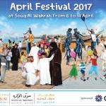 Souq Wakra April Festival
