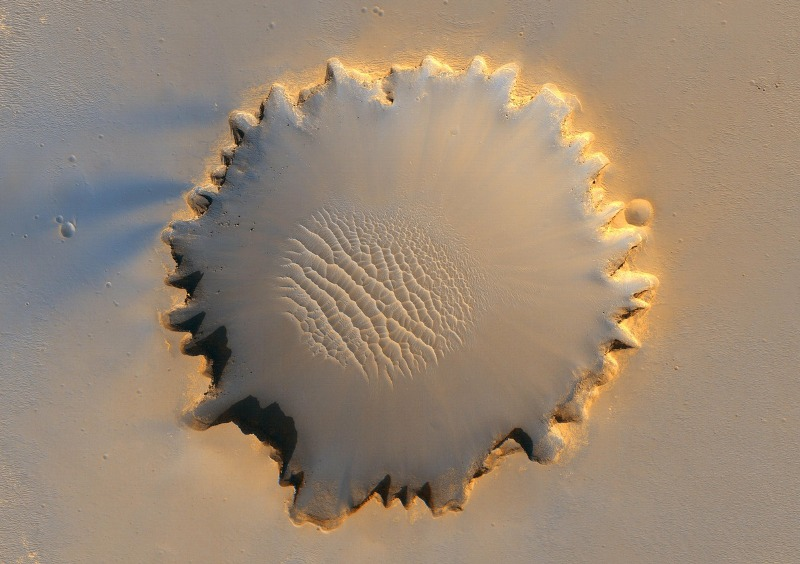 Crater on Mars is named   Whats Up Doha-Digital Network