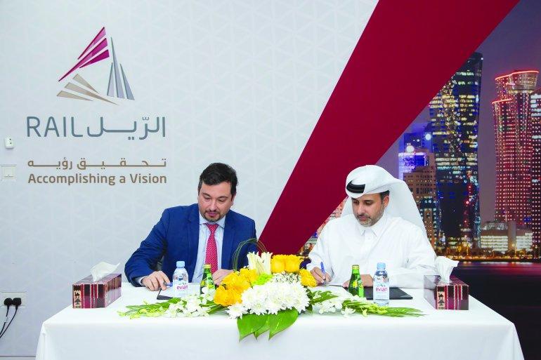 Qatar Rail Careem Sign Pact For Discounts To Metro Passengers