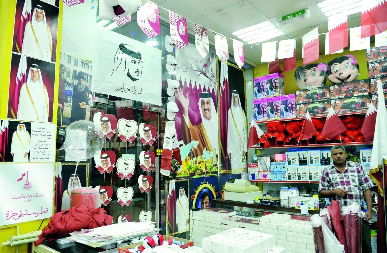 National Day Fervour Grips Qatar Whats Up Doha Digital Network