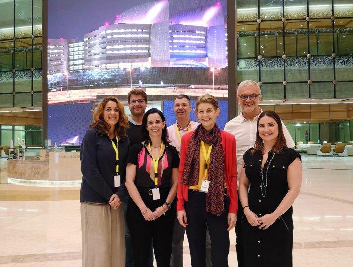 Sidra Medicine hosts Qatar's first meet for international